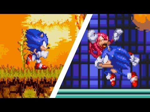 Toei Sonic 3 & Knuckles V2 Release Trailer (READ DESC