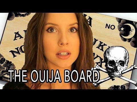 THE HAUNTED OUIJA BOARD!!!!