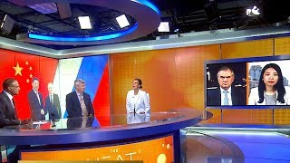 The Heat: China-Russia ties