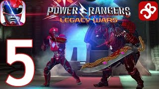 Power Rangers: Legacy Wars - Gameplay Part 5 - iOS/Android