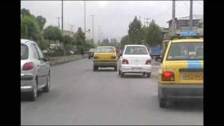 preview picture of video 'Driving in Iran pt2'