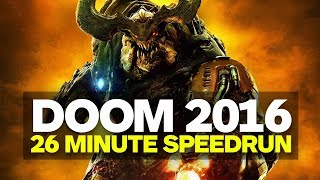 Doom (2016) Finished In a Staggering 28 Minutes - dooclip.me