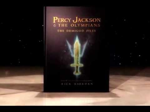 Percy Jackson Os Arquivos Do Semideus Pdf
