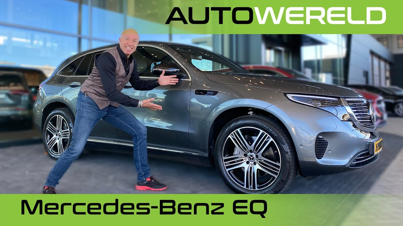 Tom onderzoekt het hybride heden en de elektrische toekomst van Mercedes-Benz