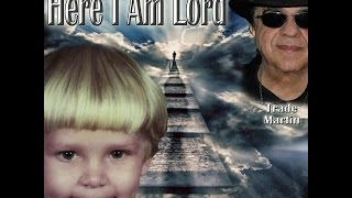 """""""HERE I AM LORD""""  RCA vocalist:  Trade Martin. Pianist: Peter Ising."""