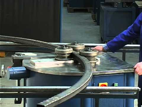 Bogen  und Ringbiegemaschine GEBR 605 mit Zusätzen