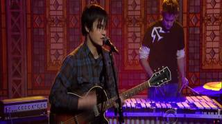 "The Dodos - ""Fables"" 1/8 Letterman (TheAudioPerv.com)"