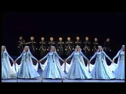 Download Ensemble Rustavi - Women's Dance Narnari HD Mp4 3GP Video and MP3