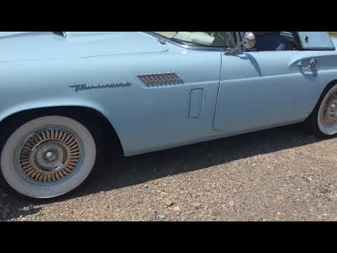 1957 Ford Thunderbird (CC-1224281) for sale in Milford, Ohio