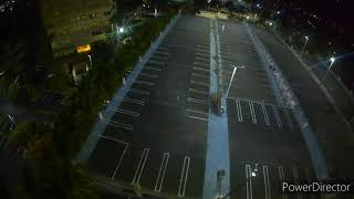 1st time night flying dji fpv