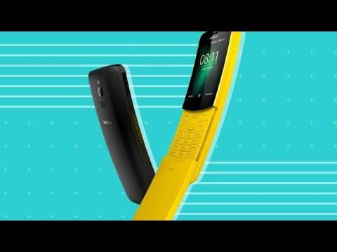 Nokia is bringing back the banana phone