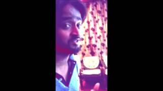 Baabul mora {Arijit sing } live cover by Puneet brahma