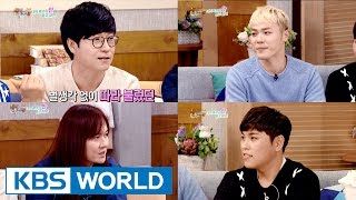 Happy Together - I Want to Hear Your Voice Only [ENG/2016.11.03]