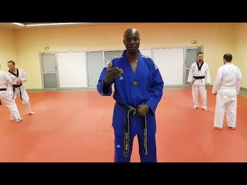 Master Serge Sembona- French referee chairman
