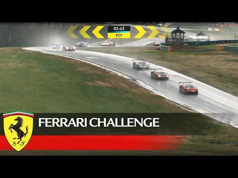 フェラーリチャレンジノースアメリカ レース1動画