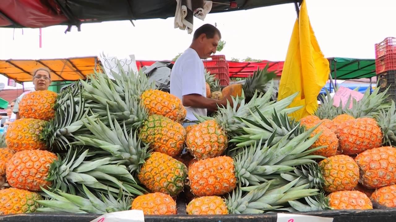 Costa Rica: Markttreiben (0:49)