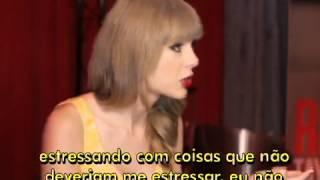Taylor Swift Brazil Interview