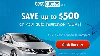 Free Auto Insurance Quotes from Best Quotes - Cheap Car Insurance Quotes