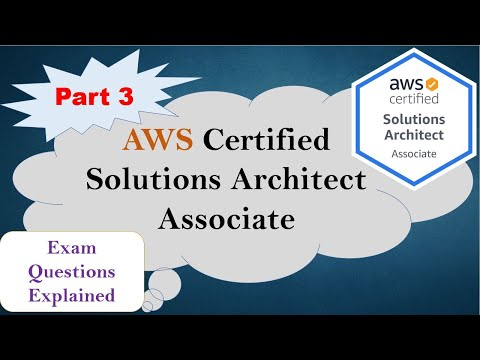 [New] AWS Certified Solutions Architect Associate 2021 (SAA-C02 ...