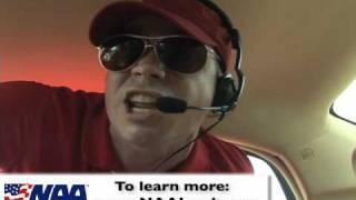Coach's CRAZY NAA Commercial!
