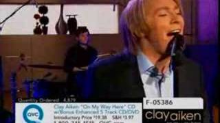 Clay Aiken - Everything I Don't Need