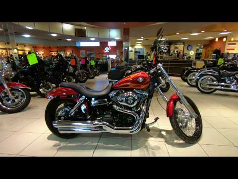 2012 Harley-Davidson® Dyna FXDWG Wide Glide®