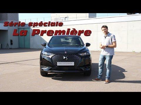 Aperçu d'une vidéo de l'article Les nouveautés de DS au Mondial de l'Auto 2018