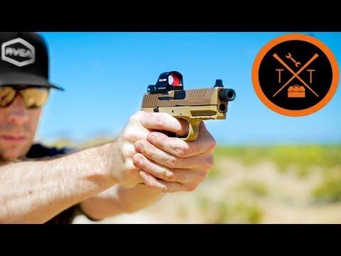 Best Red Dot Sight For Pistol? // STOOPID CHEAP....
