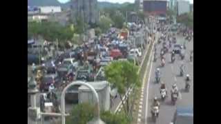 Suasana Pasca Gempa Aceh 11 April 2012 Di Banda Aceh