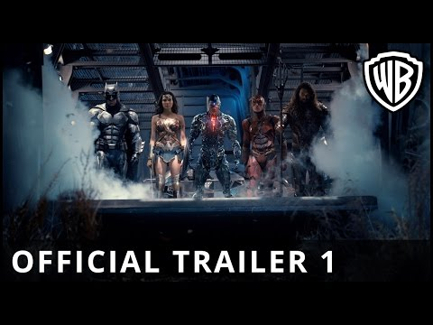 Justice League - Trailer F1