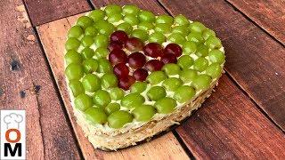 Салат Тиффани с Курицей и Виноградом | Очень Красиво и Вкусно | Tiffany Salad Recipe