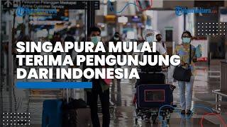 Negara Singapura Mulai Menerima Pengunjung dari Indonesia Kembali Hanya dengan Syarat Ini