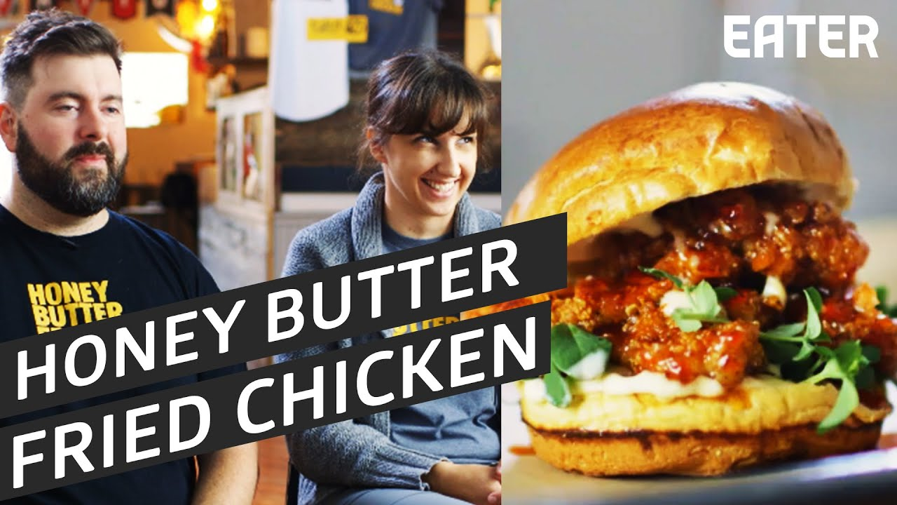"""The """"Gio-Joe"""" Sandwich Is Off Menu Perfection At Honey Butter Fried Chicken [SPONSORED] thumbnail"""