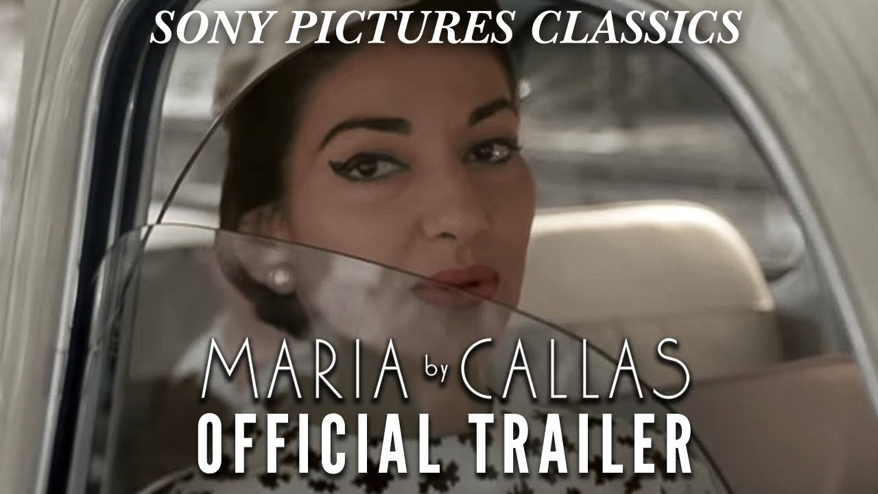 Trailer för Maria by Callas