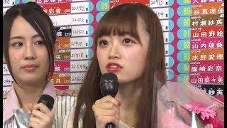 NGT48中井りか文春砲の真相激白第10回AKB48総選挙2018直後インタビュー西村菜那子