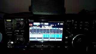 80m DX K4AWM 10/4/18 @ 04:30 UTC