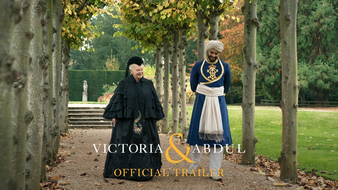 Video trailer för VICTORIA & ABDUL - Official Trailer [HD] - In Theaters September 22