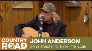 "John Anderson sings ""Don"