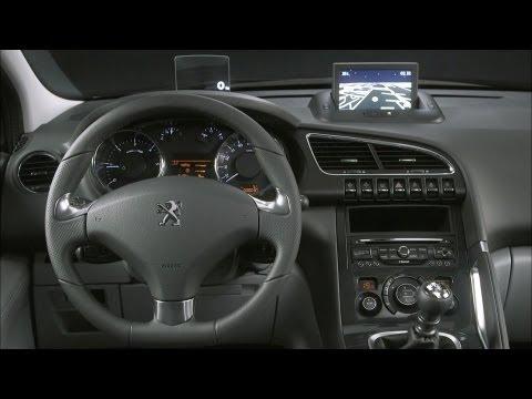 2014 Peugeot 3008 - INTERIOR