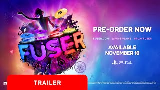 Fuser | Official Release Date Trailer