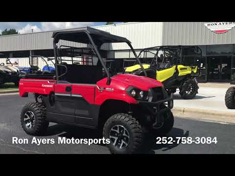 2021 Kawasaki Mule PRO-MX EPS LE in Greenville, North Carolina - Video 1