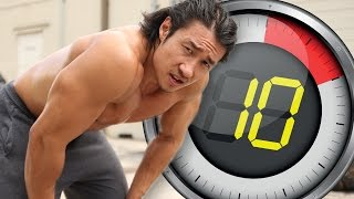 10 Minutes Workout Challenge by Six Pack Shortcuts & Abs After 40