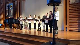 LAKEHEAD YOUTH CHOIR - DO, RE, MI - THE SOUND OF MUSIC