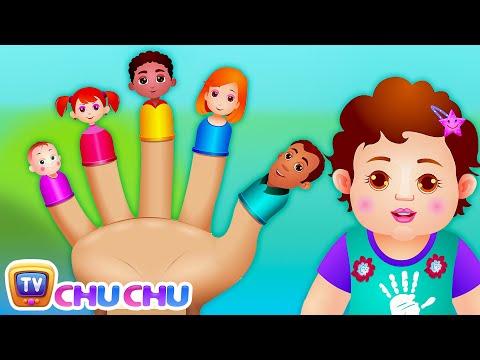 The Finger Family Song | ChuChu TV Nursery Rhymes & Songs For Children Screenshot 1