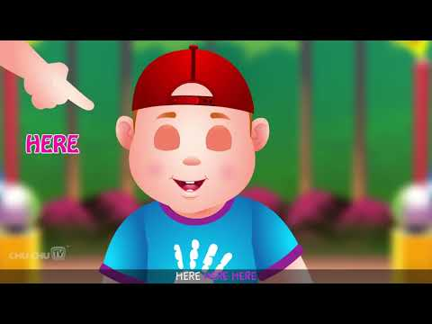 The Finger Family Song | ChuChu TV Nursery Rhymes & Songs For Children Screenshot 3