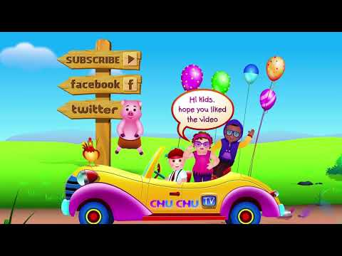 The Finger Family Song | ChuChu TV Nursery Rhymes & Songs For Children Screenshot 4