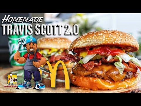 OMG: AB Makes Travis Scott Burger 2.0