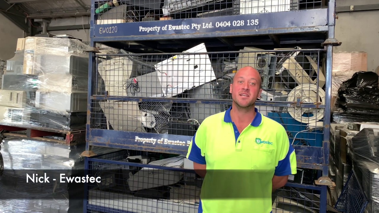 Ewastec - Avoid toxic heavy metals in landfill