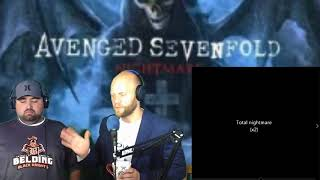 Pastor Reacts-Avenged Sevenfold-God Hates US