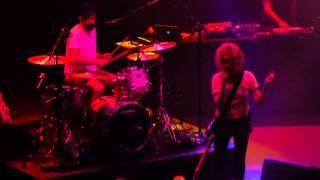 """Wrong Club"" The Ting Tings@Union Transfer Philadelphia 4/10/15 Super Critical Tour"